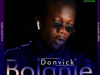 Music Donvick – Bolanle
