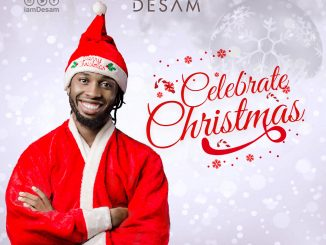 """Desam– """"Celebrate Christmas"""""""
