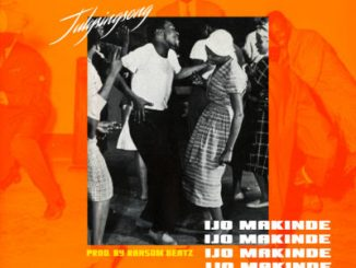 JulySingSong - Ijo Makinde
