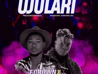Download Music: Ecrown ft. Candy Bleakz - Ojulari