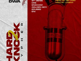 Music: DWA Gang Ft ST Denis, Dre, Enswizz, Golden Boy, Edubee & ENI – Hard Knock Cypher 2