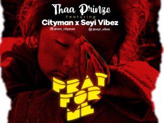 Music: Thaa Prinze Ft. Cityman & Seyi Vibez – Pray For Me