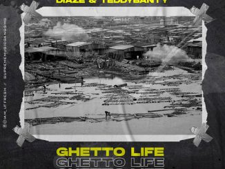 Music: Maestro Music Ft Hillzbaby & Freetown - Ghetto Life (Prod. Ebaze)