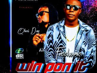 Music: Freehome - Wine Pon It ft Qboi Day
