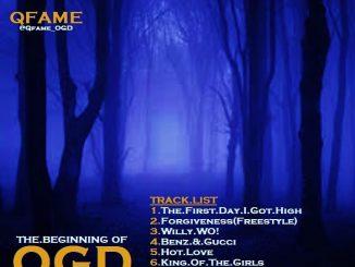 Download Music: Qfame - Kilofoshi (Prod. Dre San)