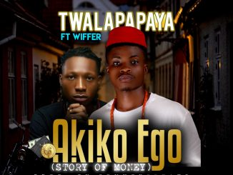 MUSIC: TwalaPapaya – 'Akiko Ego