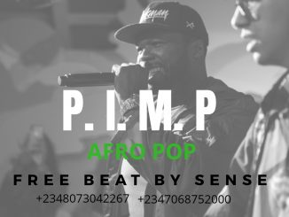 Freebeat: PIMP (Prod By Sense Beat)