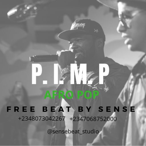 Freebeat: PIMP (Prod By Sense Beat)