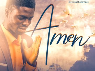 Music: BonnyFace - Amen