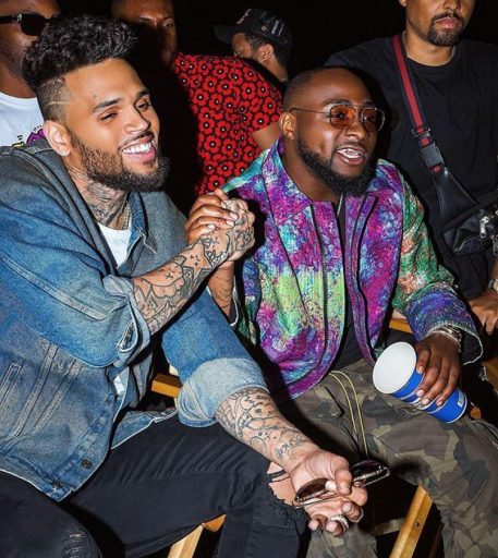 Chris Brown ft. Davido – Lower Body