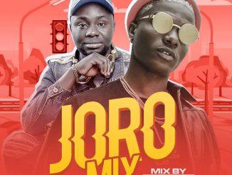 DJ MIX Dj Maff - Joro Mix