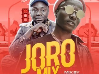 DJ MIX Dj Maff - Joro Mix