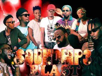 DJ MIX Dj Vickyslim - Soundmp3 Blast Mix