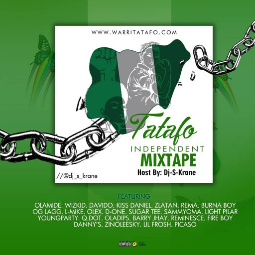 DJ MIX Warritatafo Happy Independence Mix hosted by DJ S Krane