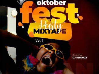 Download DJ Mix: DJ Rhamzy - UMP OktoberFest Party Mix