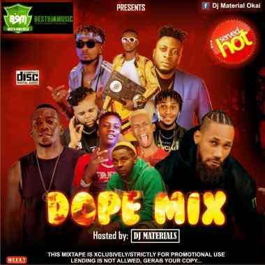 DJ Mix: Dj Material – Dope Mix