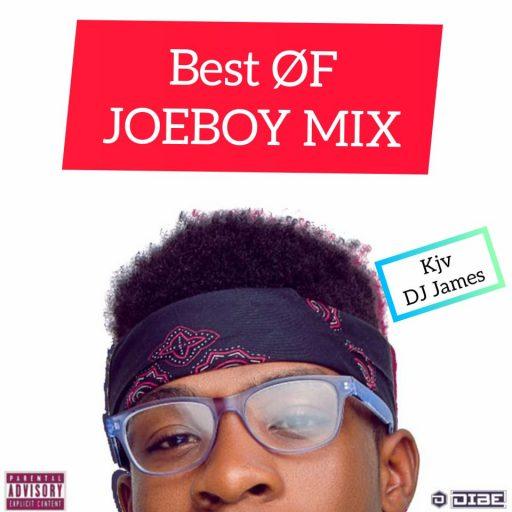 Dj Mix Best Of Joeboy – (Mixed By KJV DJ JAMES)