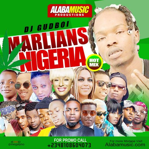 DJ MIX: Malians Nigeria (Hosted by Dj Gudboi)