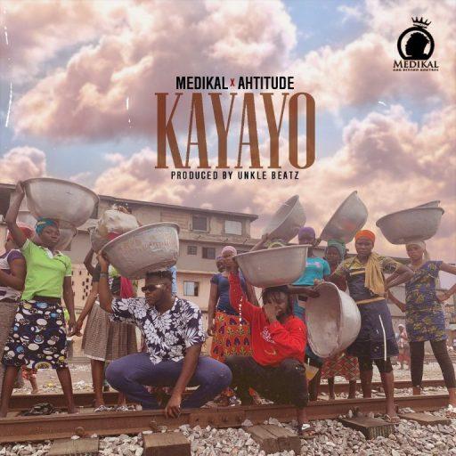 Music: Medikal – Kayayo