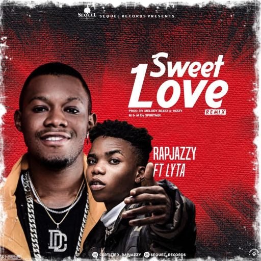 Rap Jazzy X Lyta - Sweet Love