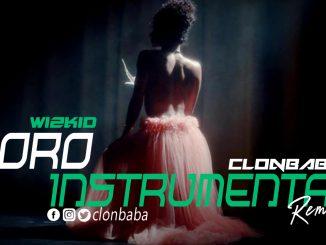 Instrumental: Wizkid - Joro (Prod By Clonbaba)