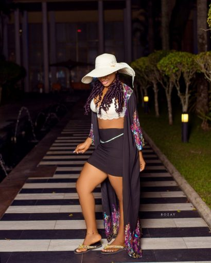 Sexy Model Imeh Ebong & CEO Good Old Days Celebrates birthday in Grand Style