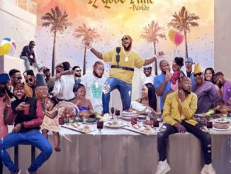 ALBUM Davido – A Good Time