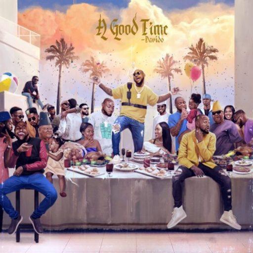ALBUM Davido – A Good Time