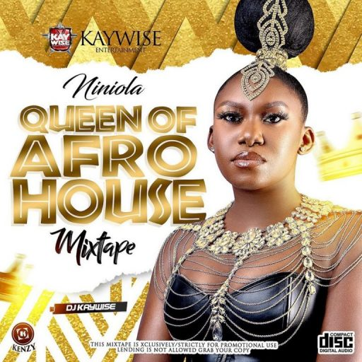 DJ Mix: DJ Kaywise – Queen of Afro House Mix