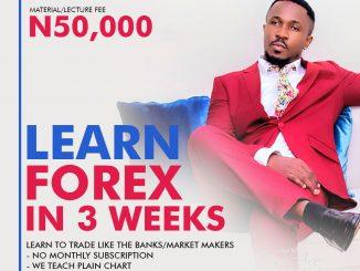 Learn Forex In 3weeks