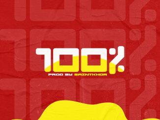 Jsnupe Feat Blaqbonez - 100%