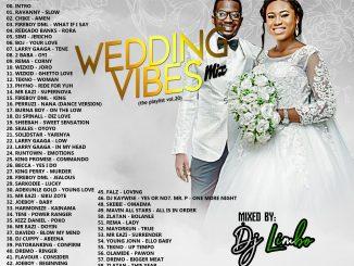 DJ Limbo Nigeria - Wedding Vibes Mix