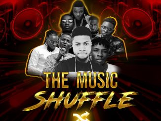 DJ MIX Dj Macopolo - The Music Shuffle Mixtape