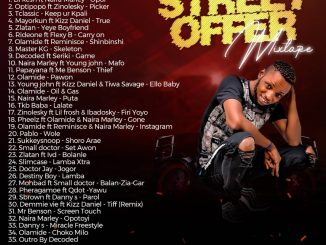 DJ Mix Street offer (Hosted By DJ Dasquare)
