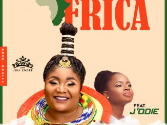 Queen Juli Endee Ft J'Odie - Beautiful Africa