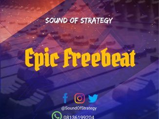 Freebeat: Epic (Prod By Sound of Strategy)