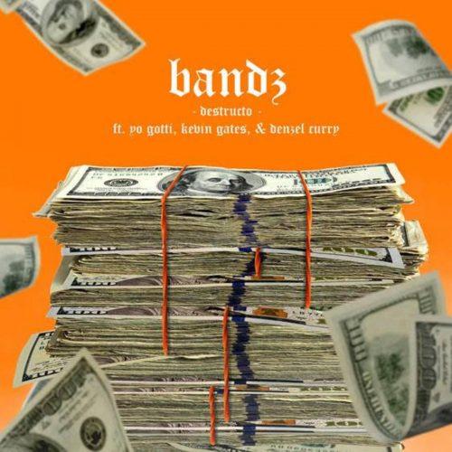 Music: Destructo ft. Yo Gotti, Kevin Gates & Denzel Curry - Bandz